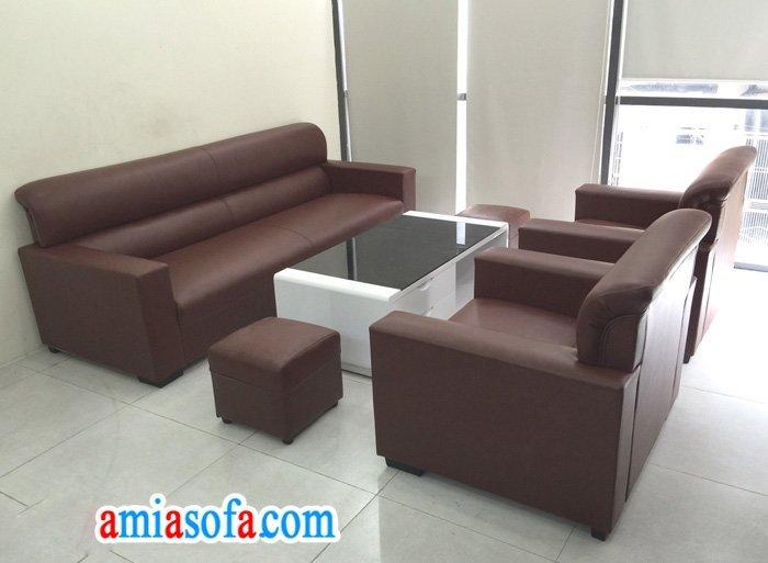 Mẫu sofa phòng giám đốc đẹp giá rẻ
