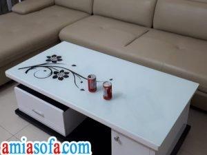 Mẫu bàn sofa đẹp có giá rẻ và đang bán chạy tại Kho nội thất AmiA Hà Nội
