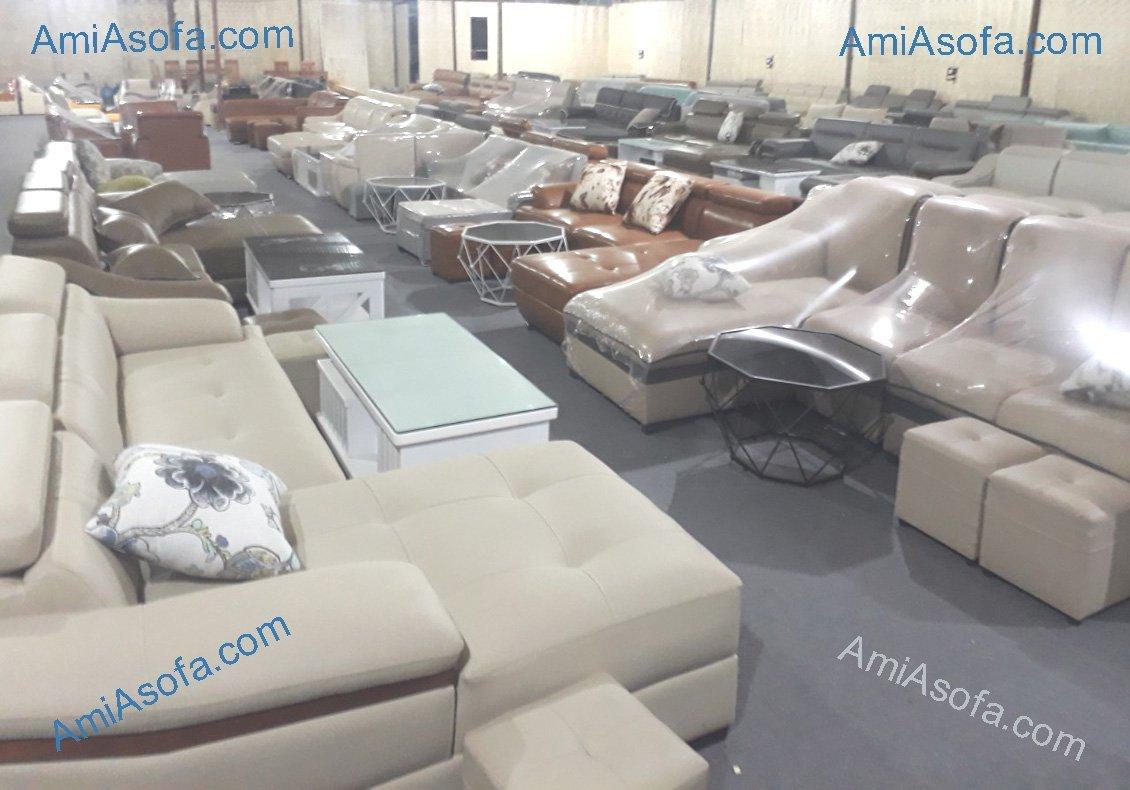Hình ảnh cửa hàng bán ghế sofa giá rẻ tại Hà Nội