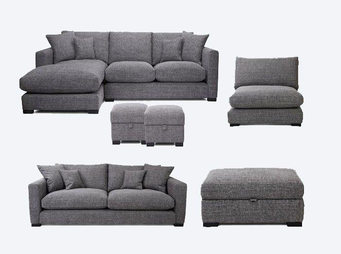 Mẫu sofa nhỏ mini đẹp kê phòng khách nhỏ