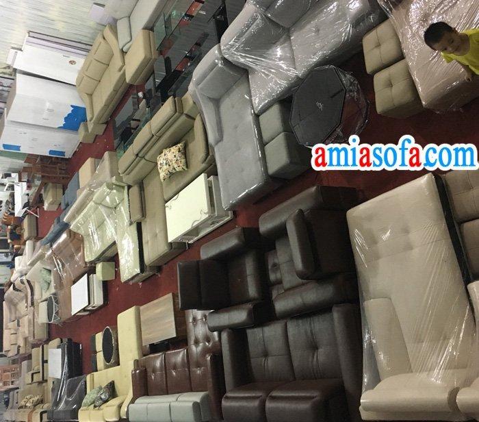 Xưởng sản xuất và cửa hàng bán sofa tại Hà Nội