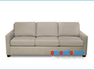 Hình ảnh mẫu sofa văng da đẹp SFV 2207C