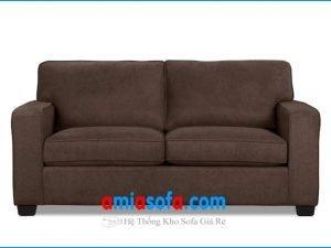 Hình ảnh ghế sofa văng đẹp giá rẻ kích thước nhỏ mini