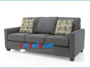 Chọn mua ghế sofa văng nỉ đẹp giá cực rẻ tại AmiA Hà Nội
