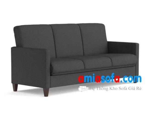 Mẫu ghế sofa văng nỉ AmiA 2308C mầu ghi