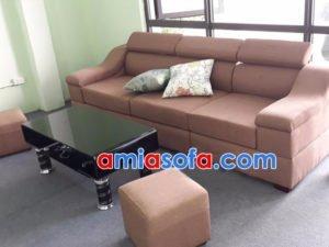 Sofa nỉ văng đẹp giá rẻ