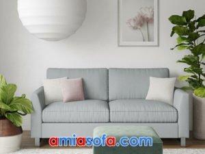 Sofa nỉ văng 2 chỗ đẹp hiện đại