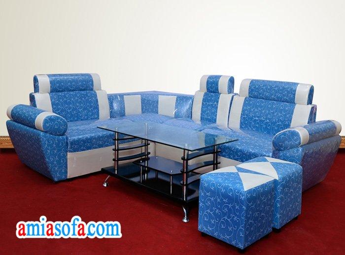 Hinh anh mau sofa nho mini gia re duoi 2 trieu