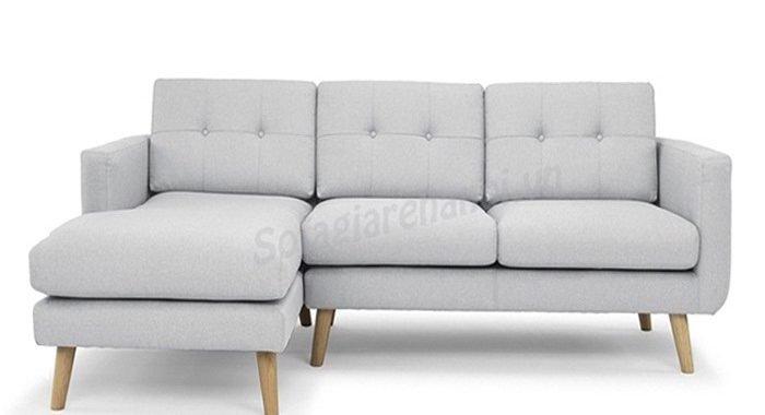 mẫu ghế sofa đẹp chất liệu nỉ vải