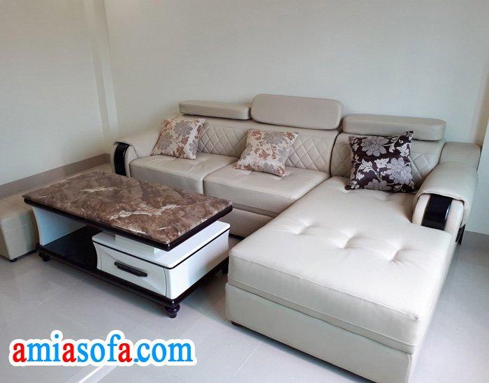 Sofa d?p giá r? kê phòng khách du?c bán b?i N?i th?t AmiA