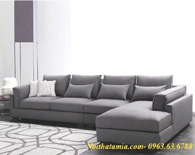 mẫu Sofa phòng khách chung cư đẹp giá rẻ
