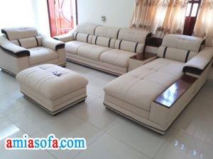 Hình ảnh mẫu sopha đẹp cao cấp và sang trọng bán tại Nội thất AmiA Hà Nội