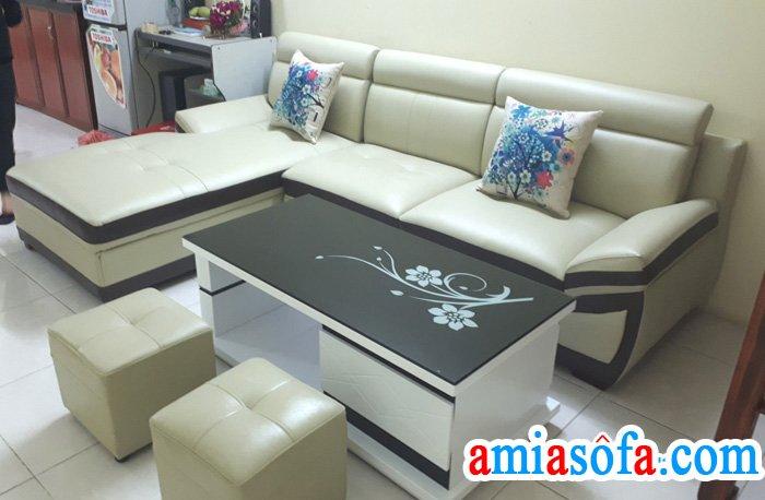 Địa chỉ bán sofa đẹp giá rẻ tại kho nội thất AmiA Hà Nội