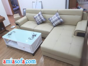Hình ảnh mẫu ghế sofa góc kiểu dáng mới, giá rẻ