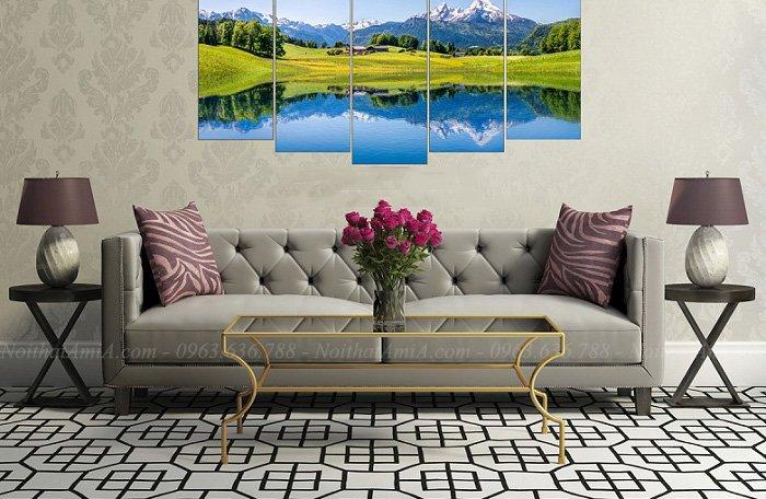 Mẫu ghế sofa văng đẹp hiện đại và sang trọng cho không gian căn phòng đẹp