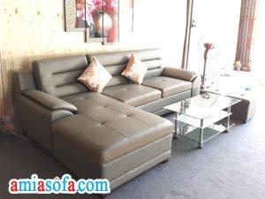 Hình ảnh ghế sofa phòng khách đẹp giá rẻ, bán tại AmiA Hà Nội