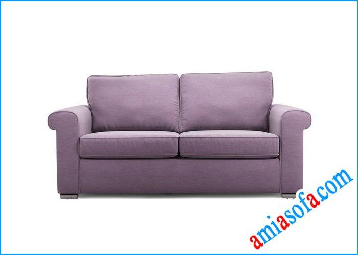 Hình ảnh mẫu sofa văng đẹp 2 chỗ ngồi