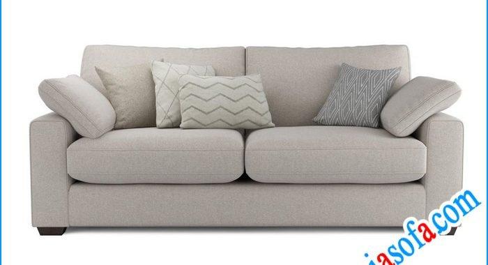 Ghế sofa văng nỉ đẹp hiện đại sang trọng