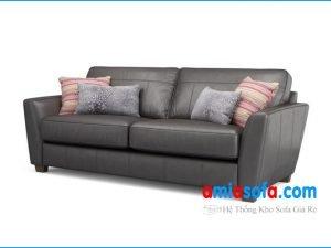 Mẫu sofa văng da SFV 1507E