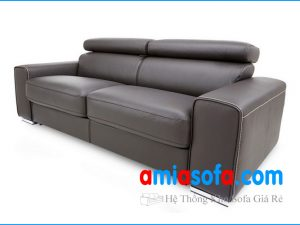 Hình ảnh mẫu ghế sofa văng da đẹp SFV 1507G