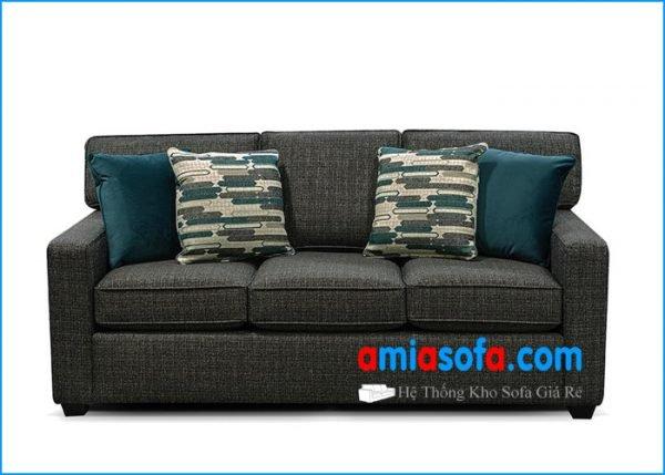 Hình ảnh mẫu sofa văng nỉ SFV 2207A