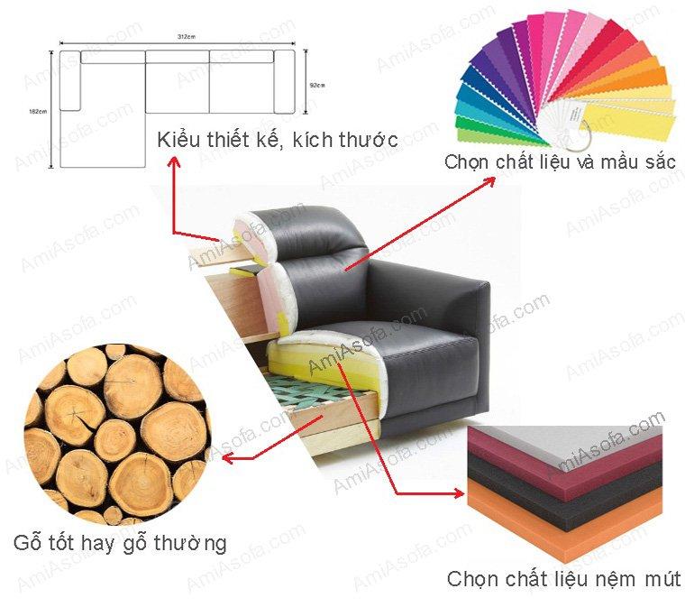Xưởng nhận đóng ghế, làm sofa theo yêu cầu tại Hà Nội