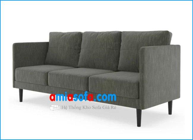 Hình ảnh ghế sofa văng nỉ giá bán cực rẻ tại AmiA