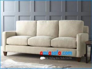 Mẫu ghế sofa văng rất kê phòng khách chung cư nhỏ