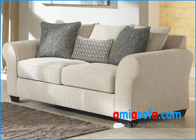 Hình ảnh mẫu sofa văng đẹp giá rẻ kê phòng khách, kê phòng ngủ