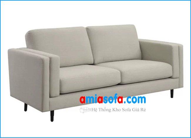 Mẫu thiết kế sofa văng nhỏ đẹp và trẻ trung