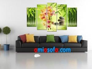 Hình ảnh mẫu tranh treo spa đẹp mã AmiA 1331