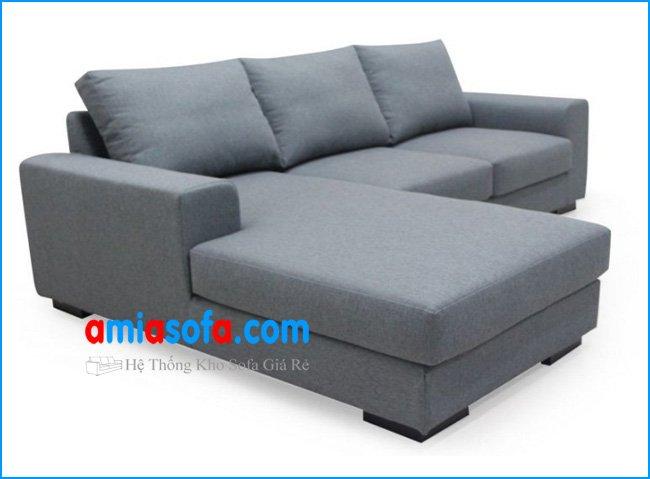 Hình ảnh mẫu ghế sofa góc đẹp giá rẻ