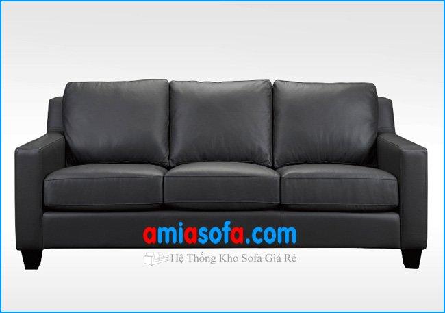 Nơi bán nhiều sofa văng da đẹp và giá rẻ nhất tại Hà Nội