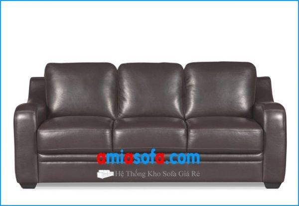 mẫu sofa da đang bán khá chạy tại AmiA