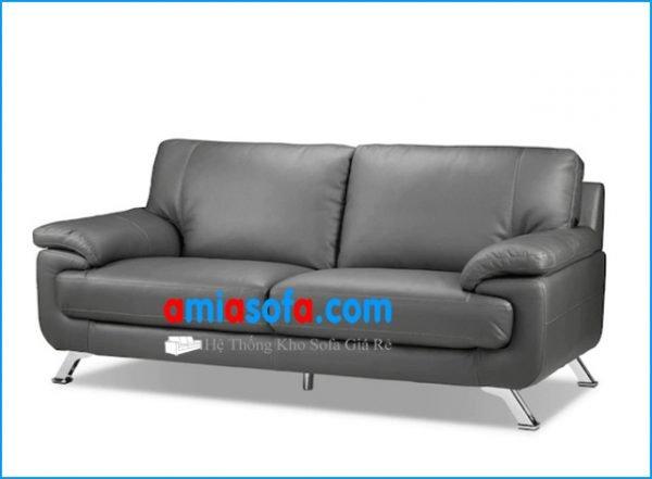 Mua sofa văng da đẹp giá rẻ tại xưởng ở tại Hà Nội