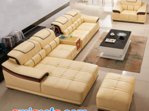 mẫu sofa góc SFD 235 cỡ lớn