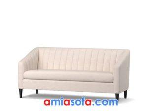 Sofa nỉ văng dài đẹp hiện đại