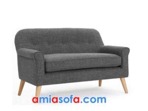 Sofa nỉ văng đơn đẹp hiện đại