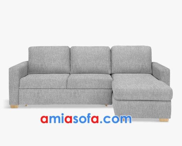 Sofa nỉ góc chữ L nhỏ xinh AmiA SFN0619490